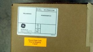 Ge Telligence Nurse Call Hc ipswitch8 Power Switch
