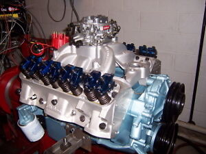400 Pontiac Stroker Long Block 461ci