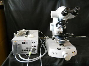 Zeiss Photomicroscope Iii 3 Microscope With Oculars Objectives
