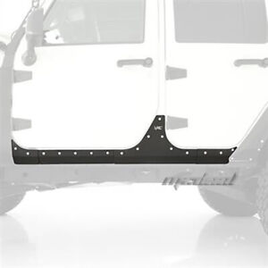 Smittybilt Xrc Armor Body Cladding Fits Jeep 07 17 Jeep Wrangler Jk 4 Door