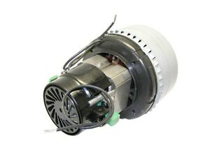 New Power Boss Sweeper Scrubber Vaccum Motor 3 Stage Fan 36vdc P n 3023956 org