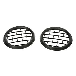 1997 2004 Jeep Wrangler Fog Light Covers Mopar Genuine Oem Brand New