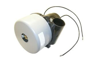 New Power Boss Sweeper Scrubber Vaccum Motor 3 Stage Fan 24vdc P n 740225 org