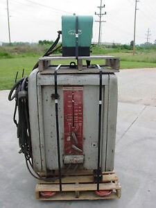 General Electric Dc Arc Welder Rectifier Type 300 Amp