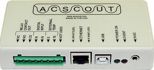 Acscout Net Power Quality Analyzer With Network Connection