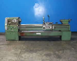 Afm Andychow Engine Lathe 18 25 X 80 4774