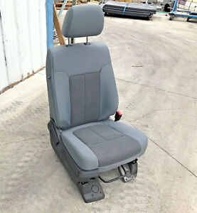 11 16 Ford Super Duty Truck Sd Xlt F250 F350 F450 Passenger Cloth Bucket Seat