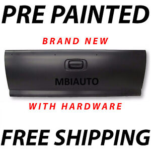 New Painted To Match Tailgate Assembly For 1999 2006 Chevy Silverado Gmc Sierra