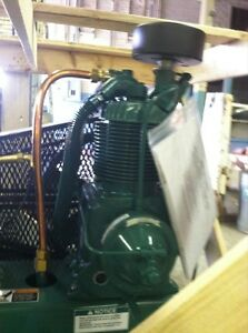 New 13hp Champion Gas Drive Air Compressor