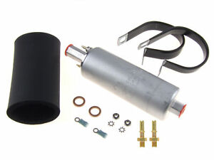 Walbro Universal 255 Lph Inline High Pressure Fuel Pump External Gsl392 W Kit