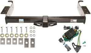 Trailer Hitch Wiring Kit Class 3 Tow Receiver Frame Hitch Plug play Wiring