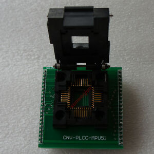 Plcc44 To Dip40 Adapter For Universal Tl866ii cs a Or Other Programmer 40pin Dip