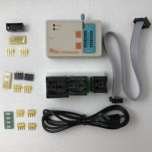 Skypro High speed Usb Spi Programmer For 24 25 93 eeprom flash avr mcu 3adapter