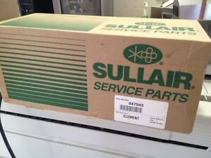 New Sullair Air Filter Element 047543 Compressor