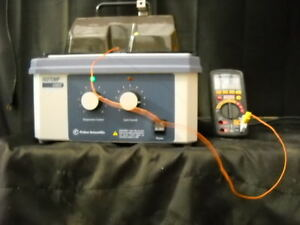 Fisher Scientific Isotemp 102s 102 S Water Bath Shallow