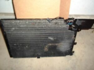 1994 1998 Saab 9000 Cse Turbo 2 3 4 Door Condenser