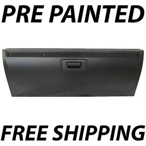 New Painted Complete Assembly Tailgate For 07 14 Chevy Gmc Silverado Truck
