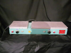Lipshaw Microscope Slide Warming Table Model 374