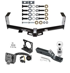 Trailer Hitch For 2010 2013 Toyota Tundra W Oem Replacement Wiring Harness Kit