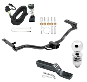 Trailer Tow Hitch For 11 19 Ford Explorer Complete Package W Wiring And 2 Ball