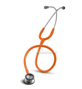 3m Littmann Classic Ii Pediatric Stethoscope Orange 2155