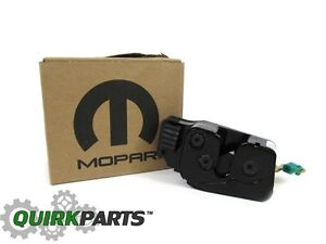 1998 2002 Dodge Ram Quad Cab Right Rear Door Lower Latch Hinge Mopar Oem New