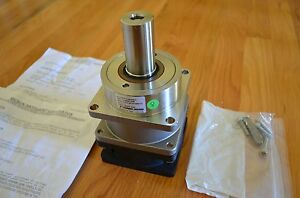 new Thomson Accutrue At010 Planetary Gearhead 3 1 6 268 Value Bayside Cnc