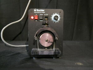 Haake Buchler Polystaltic Pump Model 6150 Forward Reverse