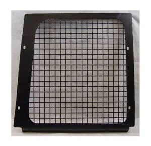 Pv691 Rh Brush Screen Made To Fit John Deere Crawler Dozer 450h 550h 650h