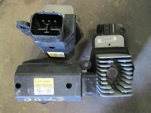 2000 2001 2002 Lincoln Ls Resistor Yw4h 19e624 aa