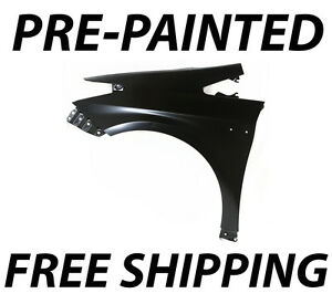 New Painted To Match Drivers Left Lh Front Fender For 2010 2015 Toyota Prius