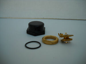 Police Antenna Rain Cap P71 Crown Victoria Impala With Mount Hardware