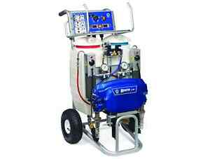 Graco Reactor E 10 Coating Spray Foam Joint Fill Machine Package Ap9570