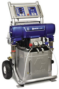 Graco Reactor E xp1 Proportioner 69a 230v 1 ph Package 259024