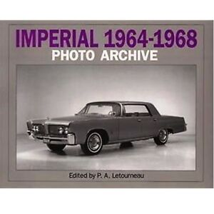 Imperial 1964 1968 Photo Archive