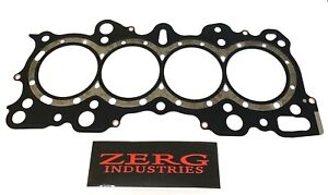 Zerg Industries High Compression Head Gasket 84 Mm Vtec Head With B20 Block