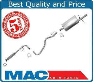 05 10 Cobalt 2 2l Pontiac G5 07 10 Muffler Exhaust Pipe System With Gaskets