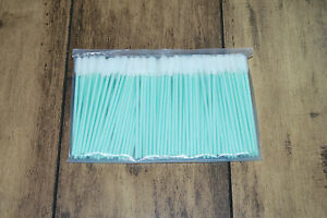 200pcs Small Cleaning Swabs Solvent Resistant For Roland Mimaki Mutoh Printers
