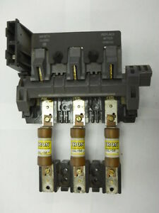 Lot Of 2 Allen Bradley 40120 493 01 Disconnect Switch 60a