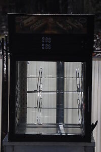 Hatco Fst 2pt Merchandise Display Warmer