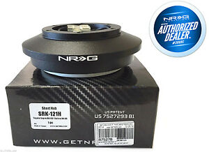 Nrg Steering Wheel Hub Adapter Toyota Supra Celica Lexus Sc Scion Tc Srk 121h