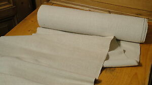 Homespun Linen Hemp Flax Yardage 12 Yards X 19 Roll 3556