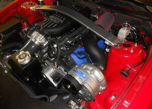 Mustang Boss 302 P 1sc 1 Procharger Supercharger Stage Ii 2 Intercooled System