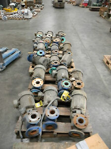 Scot Pump 3 X 2 5 And 5hp Us Motor Package