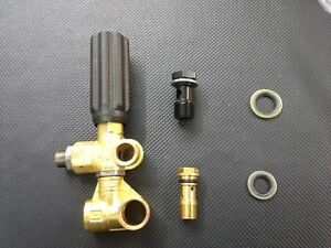 Pressure Washer Unloader For Ar Pumps Rk Rr Sxm Xm Ar20242 Gymatic Unloader Oem