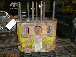 John Deere G Engine Block F550r