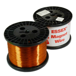 441 Ft Wind Generator Magnet Wire 11 Gauge 11 Pounds