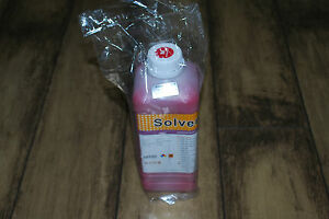 Eco Solvent Ink For Roland Mimaki Mutoh Printers magenta 1 Liter