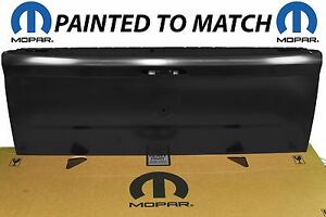 Painted To Match Oem Mopar Rear Tailgate For 2010 2018 Dodge Ram 1500 2500 3500