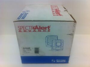 Nos System Sensor Spectralert Advance Outdoor Red Wall Speaker Sprk